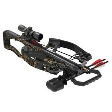 New Barnett BC Raptor Reverse Limb Crossbow Illuminated Scope Package 78246