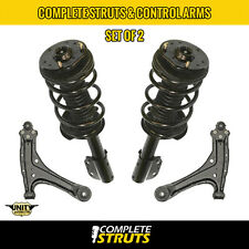99-04 Oldsmobile Alero Front Complete Struts & Coil Springs w/ Control Arms