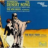 Sigmund Romberg: The Desert Song; The New Moon; Robert Stolz: The Blue Train (19