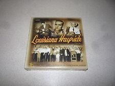 LOUISIANA HAYRIDE STORY 4 CD SET BRAND NEW AND SEALED