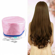 Electric Hair Thermal Treatment Beauty Steamer SPA Nourishing Hair Care Cap CA