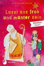 Rita Efinger-Keller - Lasst uns froh und munter sein - Nikolaus feiern