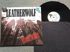 LEATHERWOLF - STREET READY - ISLAND ILPS9927 -  A - 1U/B - 1U  LP