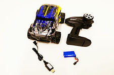 Nqd 2.4 g Radio Control Rc Diablo Chico NITRO MT2 baja Racing Monster Buggy camión