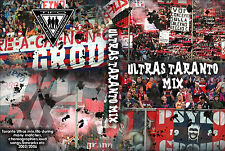 DVD ULTRAS TARANTO 2002-2006 (TARANTINI,RED AND BLUE,ULTRA,TIFO,CORI,FUMOGENI)
