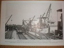 Africa Ivory Coast Port Bouet printed photograph 1942