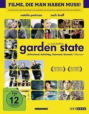GARDEN STATE (Zach Braff, Natalie Portman, Ian Holm) Blu-ray Disc NEU+OVP