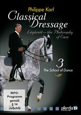 Classical Dressage Part 3 by Philippe Karl - Brand New Sealed DVD