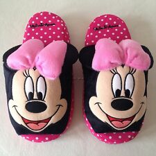 Disney Mickey Minnie Mouse Slippers Shoes Sandal US size 6-10, UK 4-8, EU 36-42