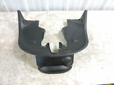 10 Piaggio MP3 400 Scooter Vespa front lower cover cowl fairing panel dash