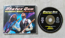 "CD AUDIO INT/STATUS QUO ""ROADHOUSE MEDLEY (ANNIVERSARY WALTZ 25)"" CD MAXI-SINGLE"