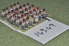 15mm napoleonic french infantry 27 figures (14349)