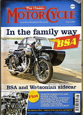 The Classic MotorCycle, 08/09 – 99SS, Modial Super Sports, Rudge Ulster, 'Thor'…