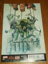 PLANET HULK #4 MARVEL COMICS SECRET WARS