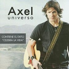 Axel - Universo (2009) - Used - Compact Disc