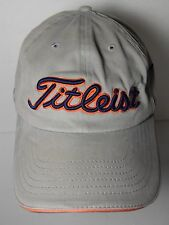 TITLEIST GOLF CLUBS PRO TITANIUM 975 DCI Advertising ADJUSTABLE STRAP HAT CAP