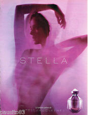 PUBLICITE ADVERTISING 016  2003  Stella Mc Cartney  son premier parfum femme