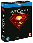 THE SUPERMAN COLLECTION [Blu-ray 5-Disc Movie Set] 1978-2006 Film Anthology