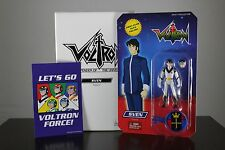 SVEN VOLTRON CLASSICS MattyCollector Club Lion Force Exclusive Figure MOC RARE