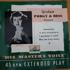 7EB6015 Gershwin Porgy & Bess Selection Rise Stevens / Robert Merrill