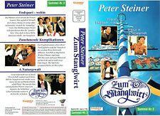(VHS) Peter Steiner - Zum Stanglwirt - Sammel Nr. 3 - Erna Waßmer, Gerda Steiner