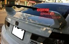 Carbon Fiber Honda 2012~2014 Civic Sedan 4D LIMIT trunk spoiler 3pcs ◎