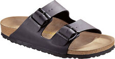 BIRKENSTOCK ARIZONA 38/L7M5 R New! 051791 Black