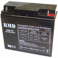 RMD Racing Motorsport 25 Car 12v 20Ah Battery
