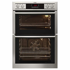 AEG DC4013001M Built In St/Steel Touch Control Electric Double Oven