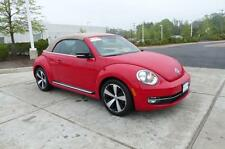 Volkswagen: Other 2 Door Conve