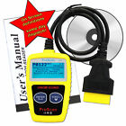 Car Engine Fault Diagnostic Scanner Auto Code Reader OBD2 CAN BUS Scan Tool
