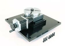 Sherline 3728 - Rotary Scanner Riser Block and Base NEW ITEM Made in USA!