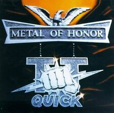 Metal Of Honor - T.T. Quick (1996, CD NUOVO)