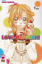 LOVE-BERRISH! n° 1 - ed. Planet Manga