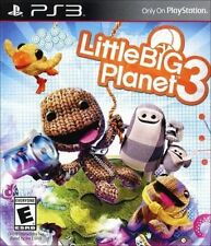 LittleBigPlanet 3 RE-SEALED Sony PlayStation 3 PS PS3 GAME LITTLE BIG PLANET LBP