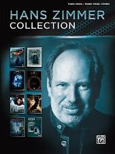The Hans Zimmer Collection : Piano Solo and Piano/Vocal (2014, Paperback)