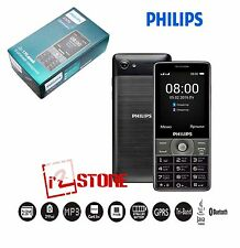 Mobile Phone Philips Xenium E570 Dual SIM Unlocked Xtra Life 170 days