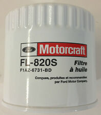 NEW OEM Ford FL820S Oil Filter - Silicone Anti Drainback Valve F1AZ6731BD F-150