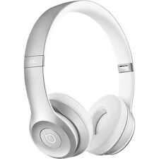 Beats by Dr. Dre Solo2 Wireless Wireless Headphones - Genuine Silver Edition