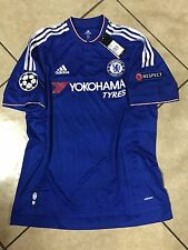 England Chelsea Player Issue 7 Adizero Match Unworn Football Shirt Adidas Jersey