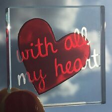 Spaceform With All My Heart Romantic Love Birthday Gift Ideas For Her Him 1585