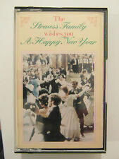 Strauss Family Wishes You A Happy New year - Album Cassette Tape Used Very Good