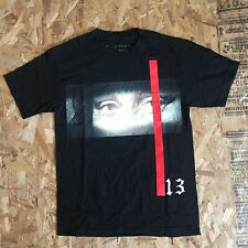 BLACK SCALE LA JOCONDE T SHIRT BLACK SIZE SMALL NEW WITH TAGS