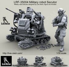 Live Resin 1/35 LRM-35004 Military Robot Secutor (Figure not included)