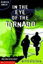 Disaster Zone #1 In the Eye of the Tornado by David Levithan ~ 1998 Paperback