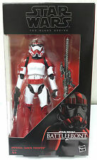 "HASBRO STAR WARS BLACK SERIES 6"" BATTLEFRONT IMPERIAL SHOCK TROOPER"
