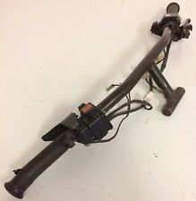 1992 92 YAMAHA VENTURE GT480 GT 480 BODY HANDLEBARS CONTROLS GRIPS SWITCHES