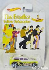 Cockney Cab II 1/64 Scale Model From Hot Wheels The Beatles Yellow Submarine