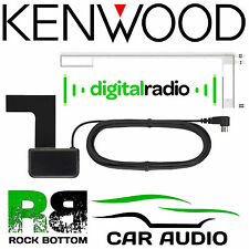 CT27UV62 Kenwood DNX-521DAB Car Radio Glass Mount DAB+ Digital Aerial Antenna