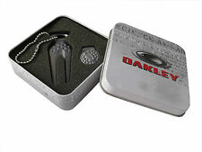 OAKLEY GOLF DIVOT AND MARKER KIT BOXED GIFT SET NEW VERY RARE